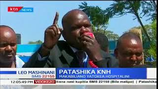 Wafanyikazi wa hosptali ya Kenyatta wakanusha madai ya ubakaji wa wanawake wazazi