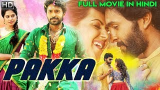 PAKKA (2018) | New Released Full Hindi Dubbed Movie | Vikram Prabhu,Nikki Galrani |South Movies 2018
