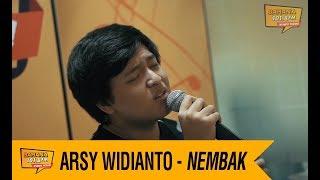 Arsy Widianto - NEMBAK #MenyatakanCinta, LIVE!