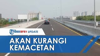 Jalan Tol Layang Jakarta-Cikampek Dibuka Pada 15 Desember 2019, akan Kurangi Kemacetan hingga 30%
