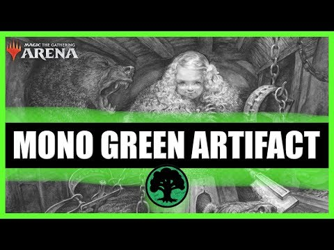 Mono Green Artifact | Magic the Gathering