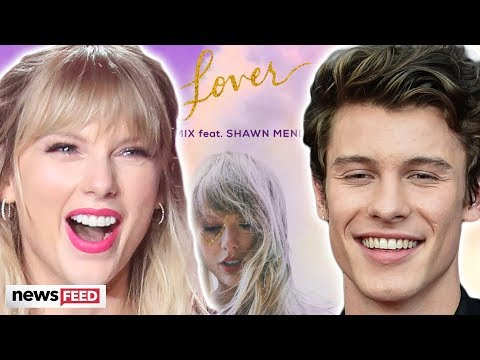 Taylor Swift & Shawn Mendes COLLABORATE on 'Lover' Remix!