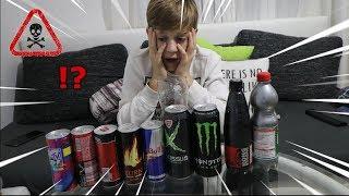 POMIJESALI SMO 10 ENERGY DRINKA I DESILO SE...?!