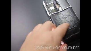 2016 new vertu signature touch  replica phone from www.luxuryvertu.cn