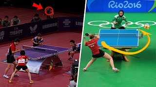 Table Tennis Shots- If Were Not Filmed, Nobody Would Believe [HD]