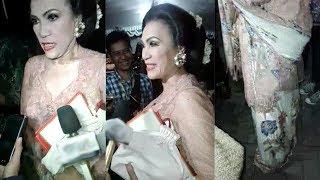 Tampil Anggun Bak Putri Jawa, Dorce Gamalama Beri Kado Spesial di Pernikahan Kahiyang Bobby