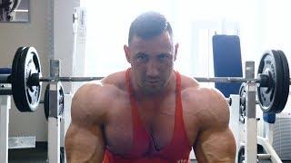 Grznár, Bursa - Trénink Biceps, Triceps