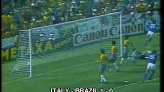 【プレイバックW杯 1982】パオロ・ロッシ。「ブラジルを泣かせた男」