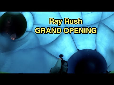 RAY RUSH Opening Day Trip Report