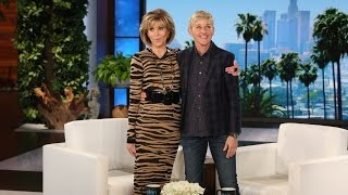 Jane Fonda's Buzzworthy Accessories