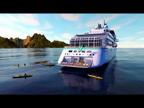 Crystal Cruises - Suite Life on Crystal Endeavor!