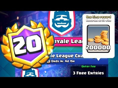 20 WINS CHALLENGE (ENTIRE CHALLENGE) | Clash Royale | How to Win vs Best Deck