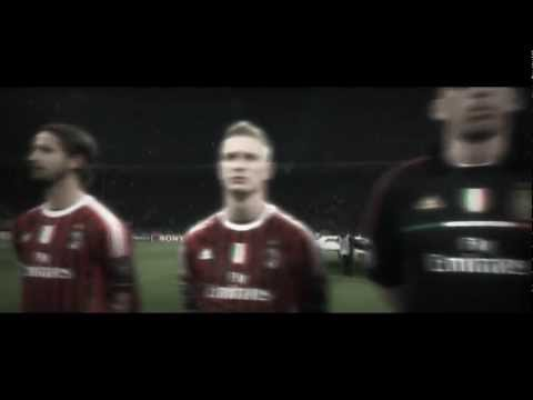 UEFA Champions League 2011/12   AC Milan - Arsenal 4:0   HD