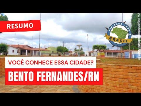 Viajando Todo o Brasil - Bento Fernandes/RN