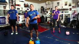 2. Kettlebell Workouts • Beginners/Intermedium Workout by ChiChiHealthFitness
