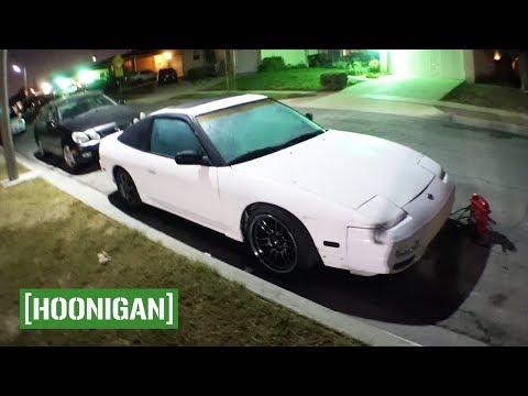 [HOONIGAN] Unprofessionals Unseasoned EP3: Hert buys a Nissan 240SX S13