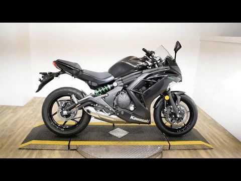 2016 Kawasaki Ninja 650 in Wauconda, Illinois - Video 1