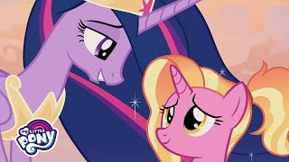 My Little Pony: Friendship Is Magic 🎶 How The Magic Of Friendship Grows Music #MusicMonday
