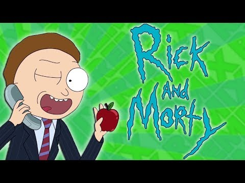 These Rick And Morty Autotunes Will Tide You Over Until The Next Episode