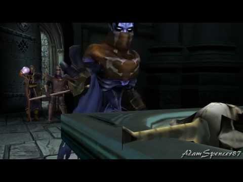 11. Legacy of Kain: Soul Reaver 2 FullHD Walkthrough - The Sarafan Final Boss & Ending