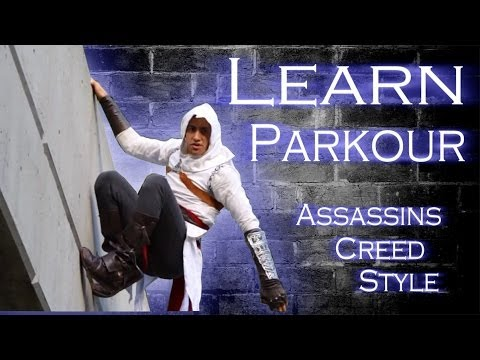 How To Start Parkour – Assassins Creed Style