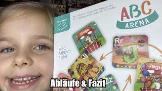 ABC Arena (Alleovs) - Lernspiel für Grundschule bzw. 1. Klasse (offiziell ab 4 Jahren)