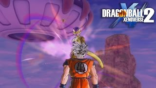 Dragon Ball Xenoverse 2 - Frieza Siege Event (Wild Golden Frieza Appears)【60FPS 1080P】