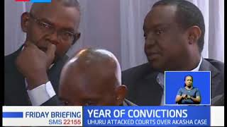 Why Kenyans should expect convictions of big names