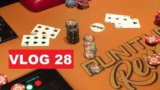Bad Beat Jackpot Caught On Camera!   Poker Vlog 28