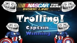 Nascar Inside Line Trolling: Vid 62 I'll Strangle You