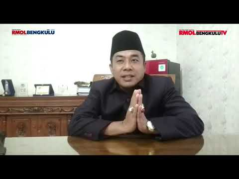 Ucapan HUT RMOLBengkulu yang ke 5 dari Waka I DPRD Kota Bengkulu, Marliadi, SE