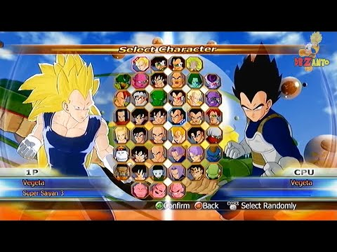 comment gagner personnage dragon ball z raging blast 2