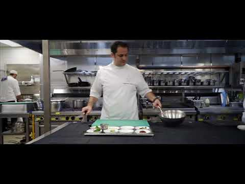 Opening / Intro Video of Chef Guillaume Galliot for MICHELIN Guide Hong Kong Macau 2016 Gala Dinner
