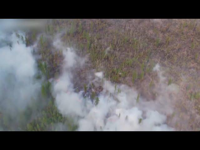 В Приангарье вызовут искусственные дожди
