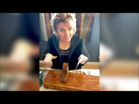 How to Get a WOOD LOOK or Enhance Your Wooden Surfaces Wood Stain Gel Stain, Heirloom Traditions
