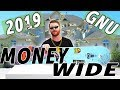 GNU Money Wide Snowboard - video 1
