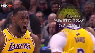 LeBron James Basketball Inspirational Quotes | Before Games & Workouts Get Inspired!