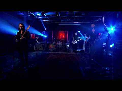 Placebo 'Rob the Bank' live @ LOUD LIKE LOVE TV 16.09.13 (track 5)