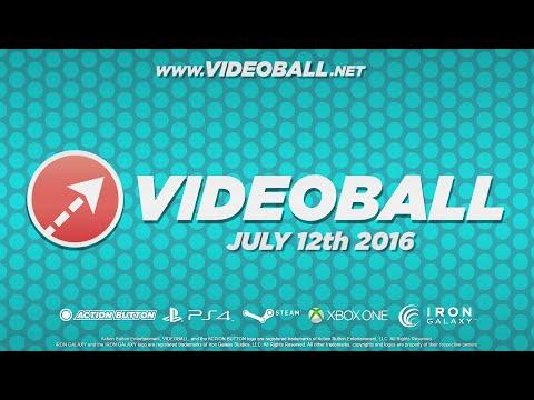 VIDEOBALL final gameplay trailer! thumbnail