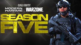 MW SEASON 5 TEASER! (SHADOW COMPANY, NEW OPERATORS, NEW WEAPONS) Call of Duty Modern Warfare