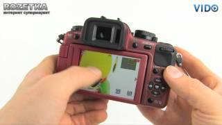 Зеркальный фотоаппарат Panasonic Lumix DMC G2