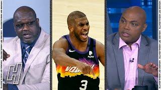 Charles Barkley: Chris Paul Should be Considered For MVP - Inside the NBA   April 8, 2021