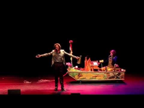 Thank God its Monday - Koninklijk Theater Carré - sept 2012 - Impressie