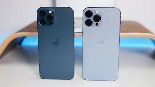Apple iPhone 13 Pro Max vs Apple iPhone 12 Pro Max - Which Should You Choose?