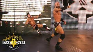 NXT TakeOver Chicago: Ciampa traiciona a  Gargano; Roode retiene campeonato
