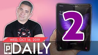 Samsung Galaxy Fold 2 Changes GOOD and BAD?
