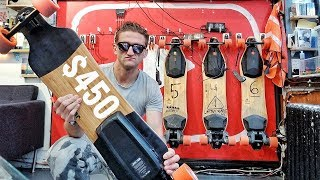 Обзор бустедборда за 450 баксов/$450 BOOSTED BOARD REVIEW/Кейси Нейстат на русском