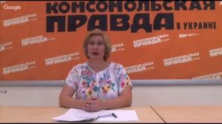 Доктор-паразитолог Татьяна Хархун