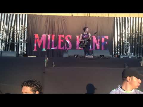 Miles Kane - Cry On my Guitar (Foro Sol ),24-3-2019
