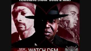 Barrington Levy  Watch Dem Murderer Ft Snoop Dogg & Mims